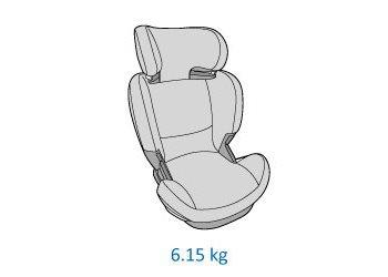 bebe confort rodifix airprotec peso