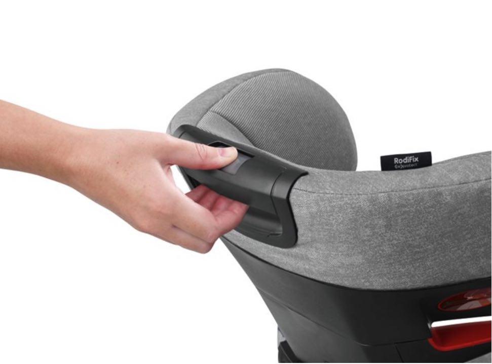 silla Bebe confort rodifix airprotec precio