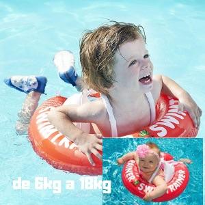 Fred's Swim Academy - Flotador de aprendizaje